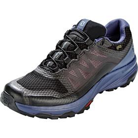 Salomon XA Discovery GTX B Shoes Dame black/crown blue/ebony
